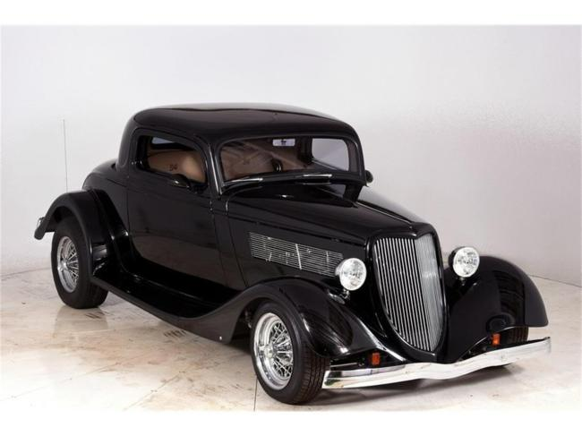 1934 Ford 3-Window Coupe - Automatic (79)