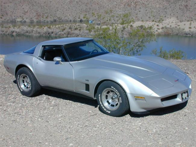 1980 Chevrolet Corvette - Automatic (40)