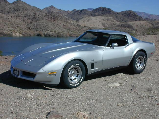 1980 Chevrolet Corvette - Automatic (1)