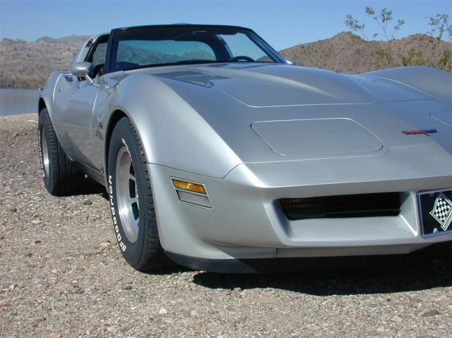 1980 Chevrolet Corvette - 1980 (3)