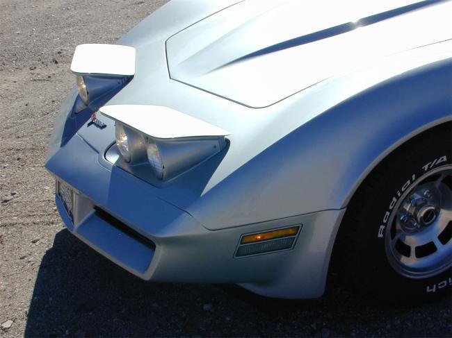 1980 Chevrolet Corvette - Corvette (4)