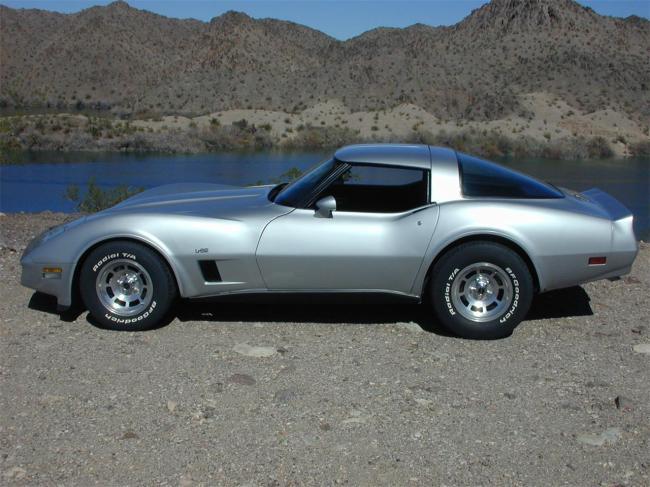 1980 Chevrolet Corvette - Chevrolet (5)