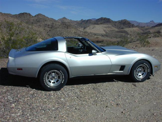 1980 Chevrolet Corvette - Chevrolet (6)