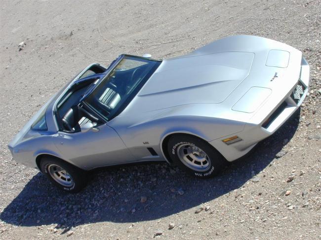 1980 Chevrolet Corvette - Corvette (8)