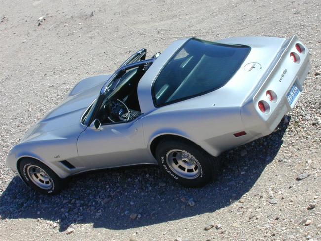 1980 Chevrolet Corvette - Corvette (9)