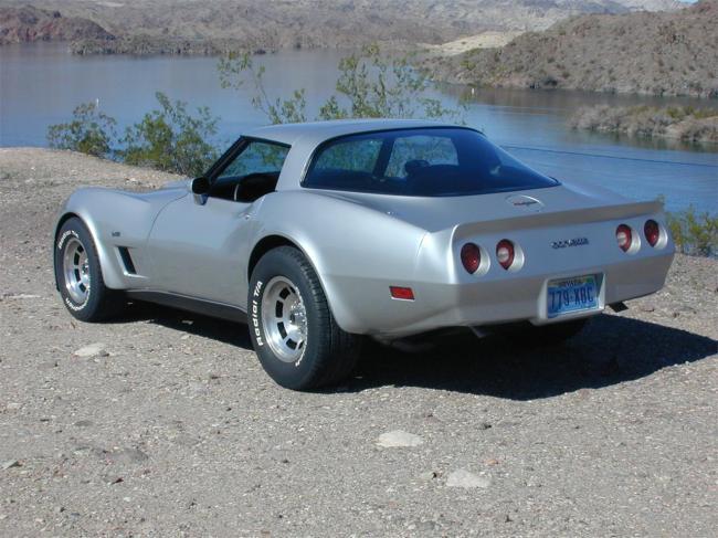 1980 Chevrolet Corvette - Corvette (11)