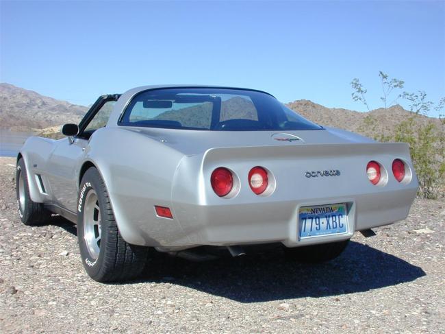 1980 Chevrolet Corvette - Chevrolet (12)