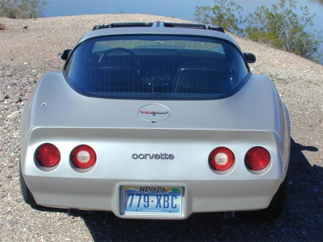 1980 Chevrolet Corvette - Corvette (13)