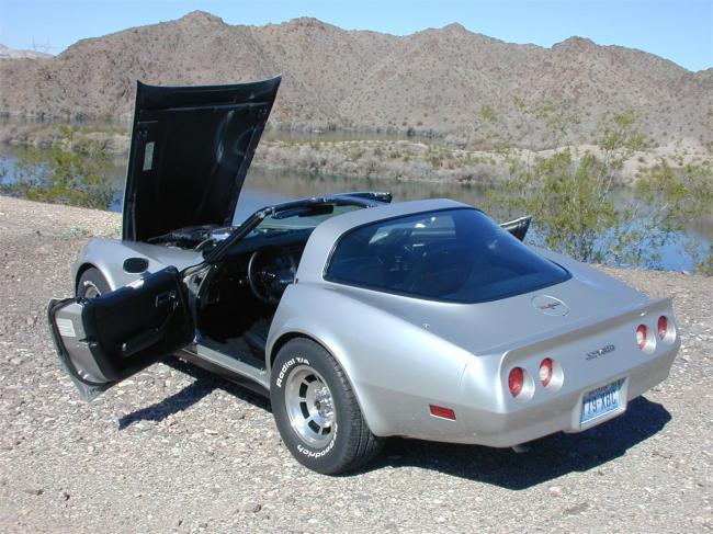 1980 Chevrolet Corvette - Corvette (14)