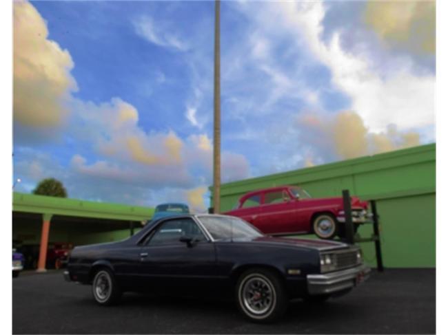 1985 GMC Caballero - Florida (7)