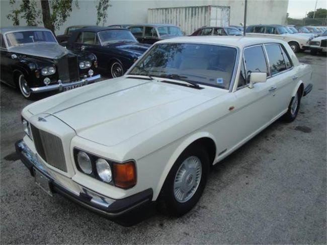 1991 Bentley Mulsanne S in Fort Lauderdale, Florida