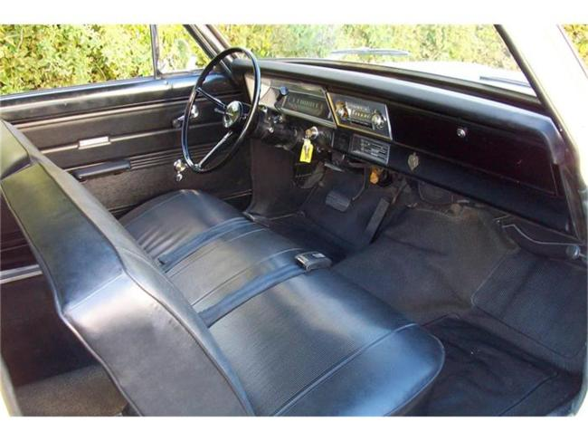 1967 Chevrolet Chevy II - New York (35)