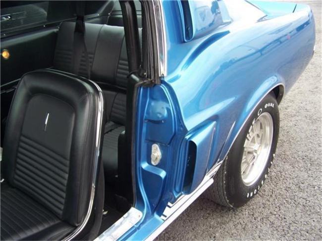 1967 Ford Mustang - Mustang (3)