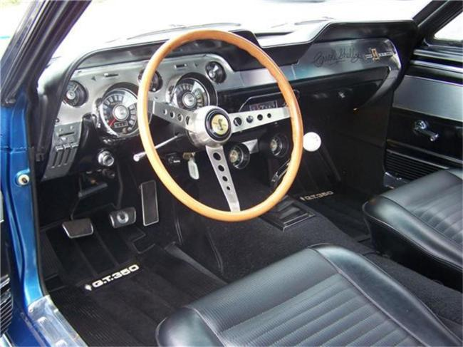 1967 Ford Mustang - Ford (1)