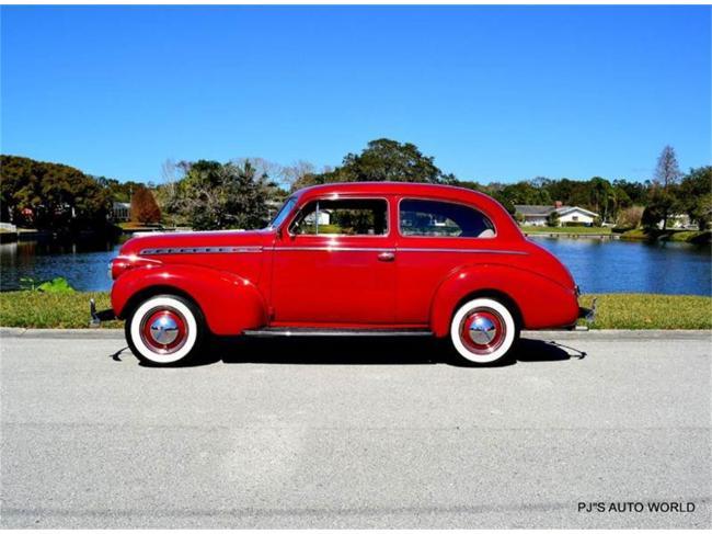 1940 Chevrolet Super Deluxe - Chevrolet (1)