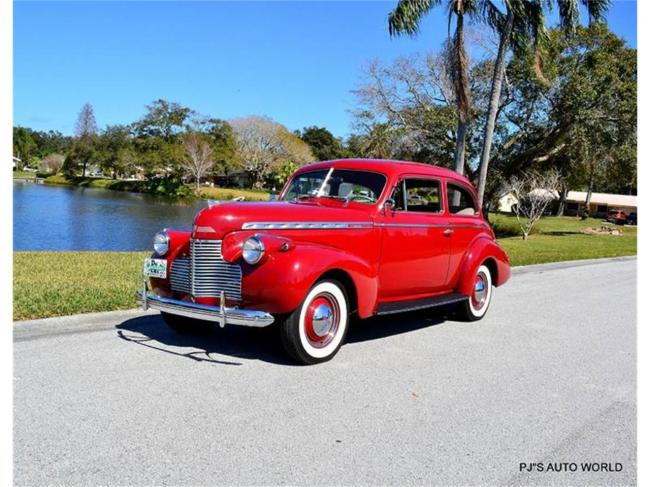 1940 Chevrolet Super Deluxe - Chevrolet (2)