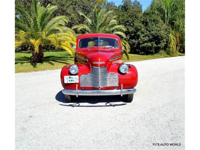 1940 Chevrolet Super Deluxe - 1940 (6)