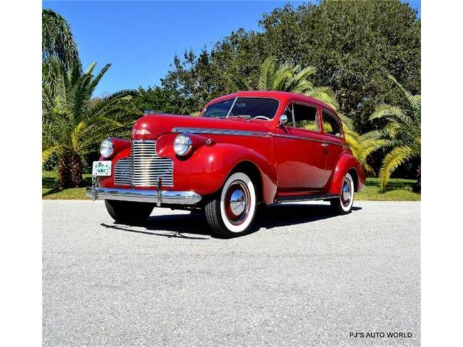 1940 Chevrolet Super Deluxe - 1940 (8)