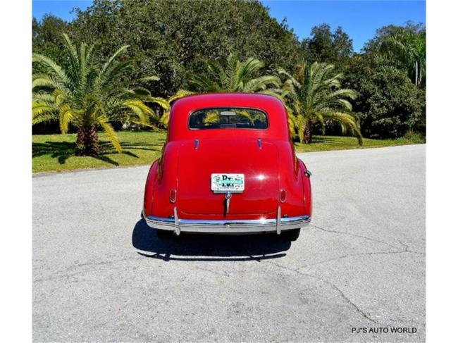 1940 Chevrolet Super Deluxe - Florida (9)