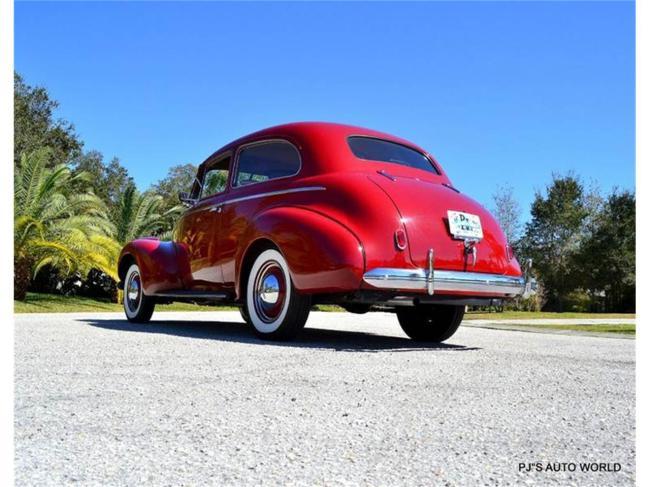 1940 Chevrolet Super Deluxe - Florida (10)