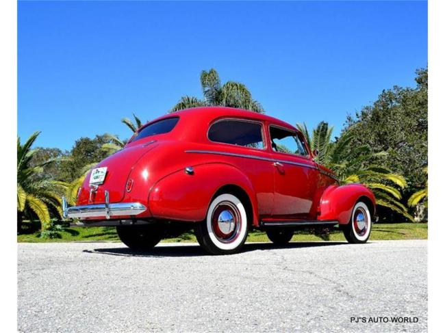 1940 Chevrolet Super Deluxe - 1940 (11)