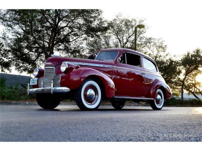 1940 Chevrolet Super Deluxe - Florida (12)