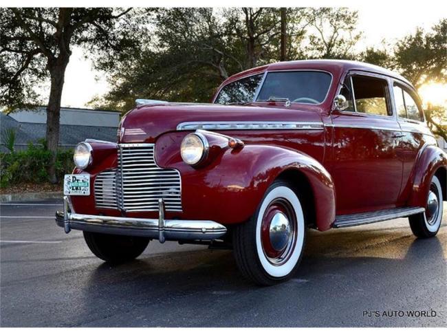 1940 Chevrolet Super Deluxe - Super Deluxe (13)