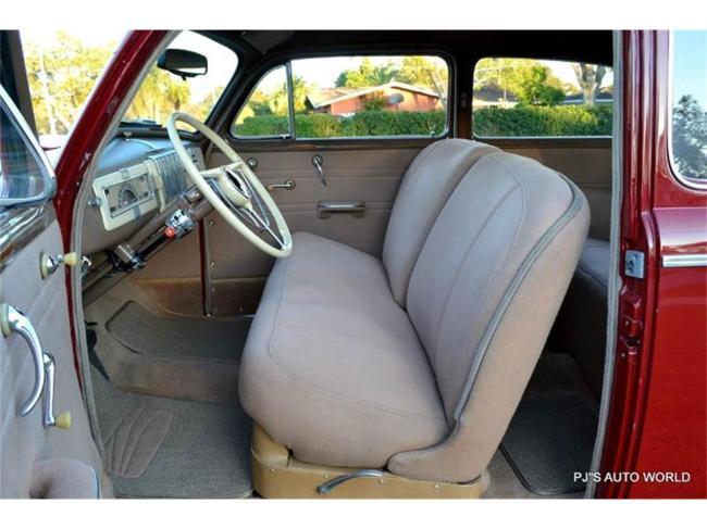 1940 Chevrolet Super Deluxe - 1940 (17)