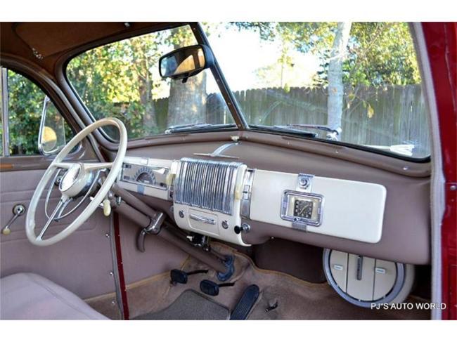 1940 Chevrolet Super Deluxe - Florida (22)