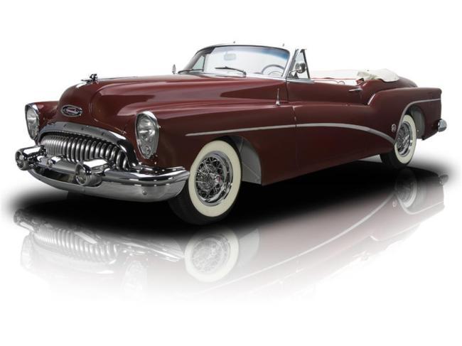 1953 Buick Skylark - Skylark (85)