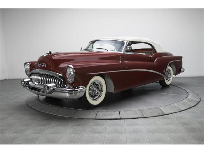 1953 Buick Skylark - Skylark (86)