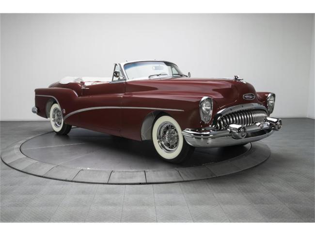 1953 Buick Skylark - Skylark (89)