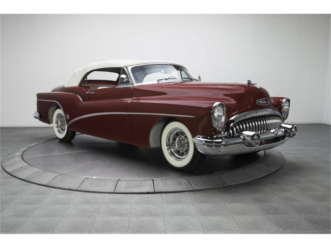 1953 Buick Skylark - Buick (90)