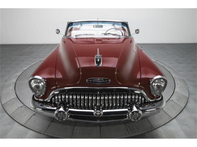 1953 Buick Skylark - Skylark (100)
