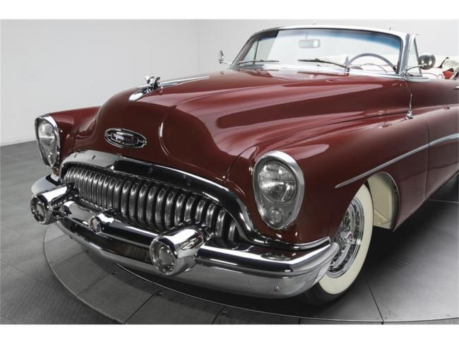 1953 Buick Skylark - Buick (13)
