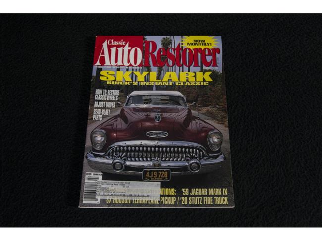 1953 Buick Skylark - Automatic (76)