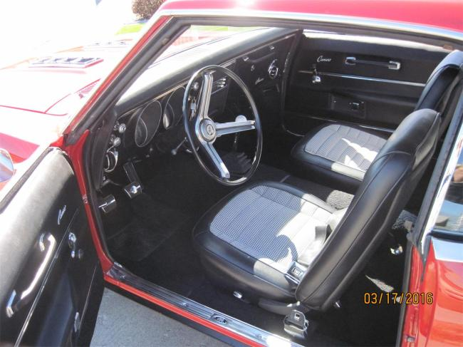 1968 Chevrolet Camaro RS/SS - Camaro RS/SS (6)