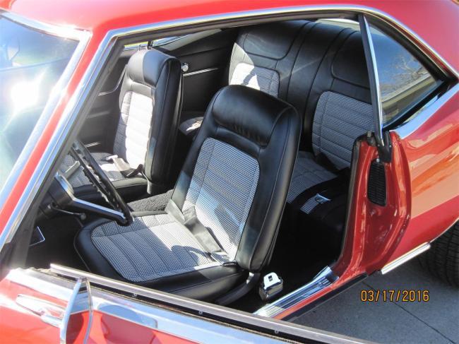 1968 Chevrolet Camaro RS/SS - Manual (7)