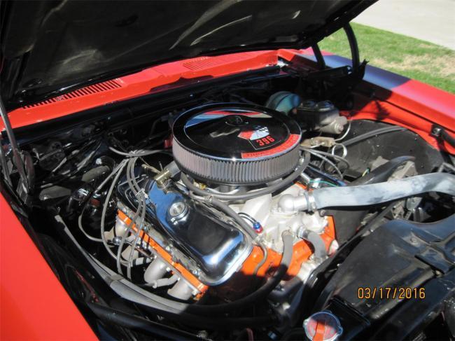 1968 Chevrolet Camaro RS/SS - Washington (11)