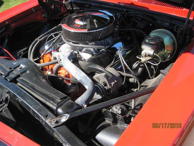 1968 Chevrolet Camaro RS/SS - Chevrolet (12)