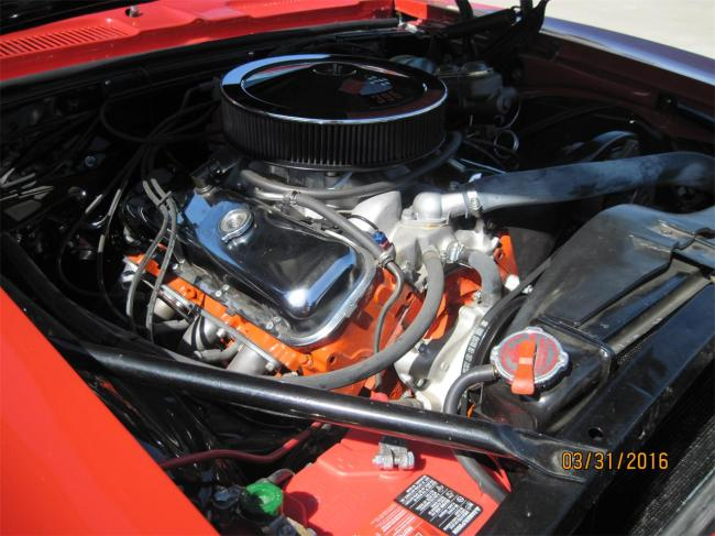1968 Chevrolet Camaro RS/SS - Manual (13)