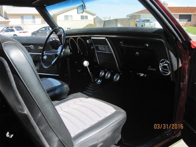 1968 Chevrolet Camaro RS/SS - Camaro RS/SS (9)
