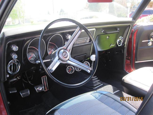 1968 Chevrolet Camaro RS/SS - Camaro RS/SS (8)