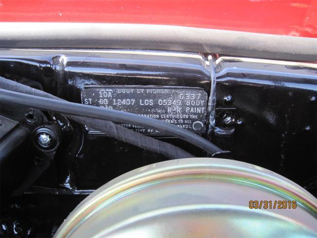 1968 Chevrolet Camaro RS/SS - 1968 (14)