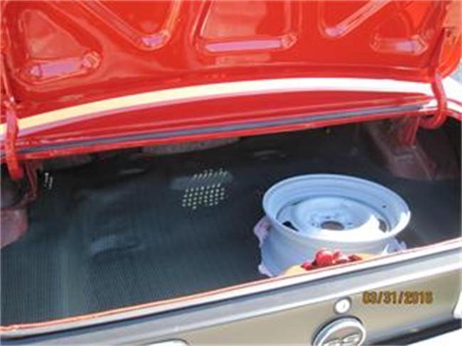 1968 Chevrolet Camaro RS/SS - Camaro RS/SS (17)