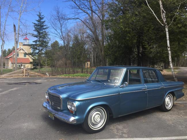 1963 Studebaker Lark - Illinois (16)