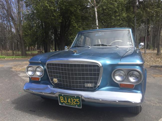 1963 Studebaker Lark - 1963 (17)