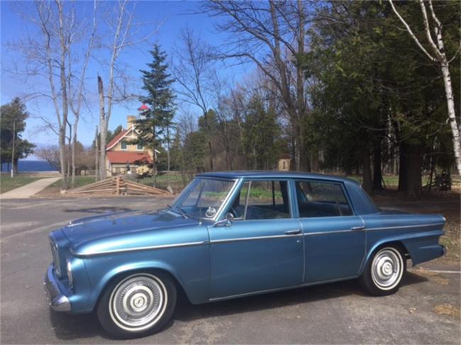 1963 Studebaker Lark - Illinois (18)