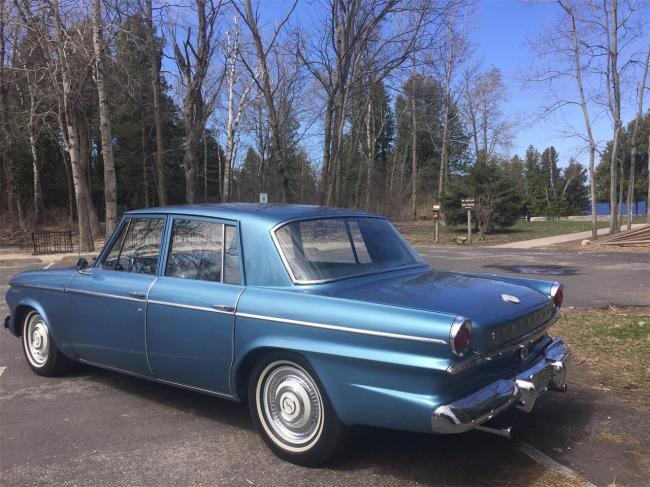 1963 Studebaker Lark - Lark (19)