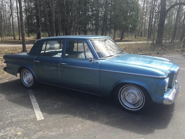 1963 Studebaker Lark - Studebaker (22)